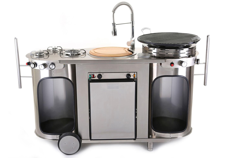 Bongos 001 pro mobile kitchen