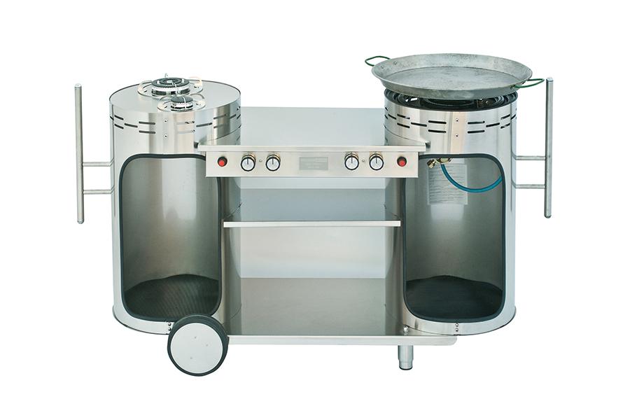 Cucina mobile Bongos-KBQ-S40