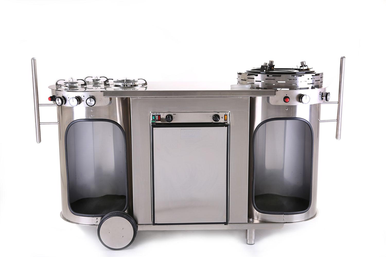 Bongos 002 pro mobile kitchen