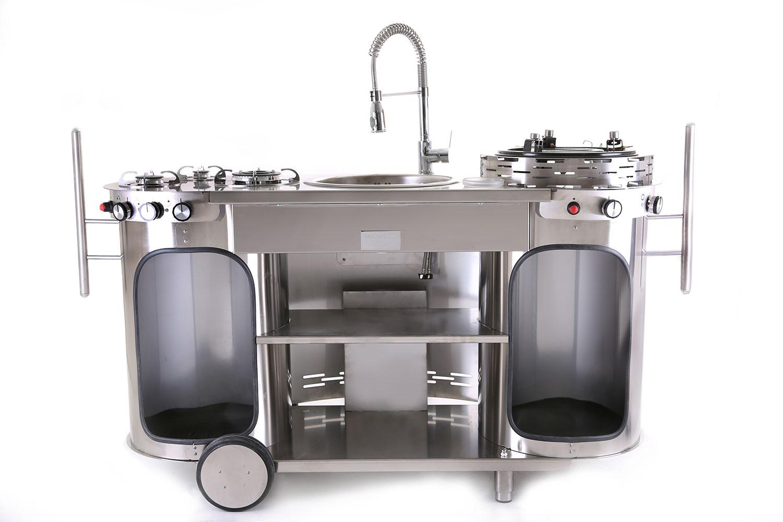 Bongos 003 pro mobile kitchen